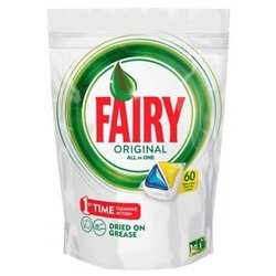 Fairy Original All in 1 капсулы (лимон)