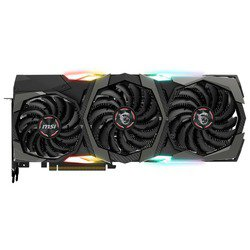 MSI GeForce RTX 2080 Ti 1350 МГц PCI-E 3.0 11264MB 14000 МГц 352 bit HDMI HDCP GAMING X TRIO RTL