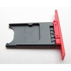 Держатель SIM карты для Nokia Lumia 800 (CD125289) (пурпурный)