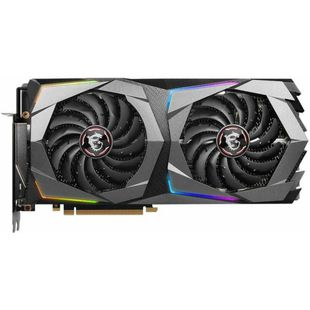 MSI GeForce RTX 2070 SUPER 1770Mhz PCI-E 3.0 8192Mb 14000Mhz 256bit DisplayPort HDMI HDCP Gaming RTL