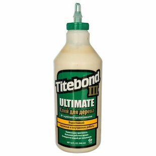 Клей полимерный Titebond III Ulimate Wood Glue 1415 0.946 л