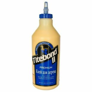 Клей полимерный Titebond II Premium Wood Glue 5005 0.946 л