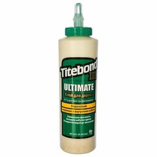 Клей полимерный Titebond III Ulimate Wood Glue 1414 0.473 л